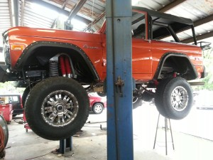 1969 Ford Bronco Part 2
