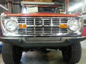 1969 Ford Bronco Part 3
